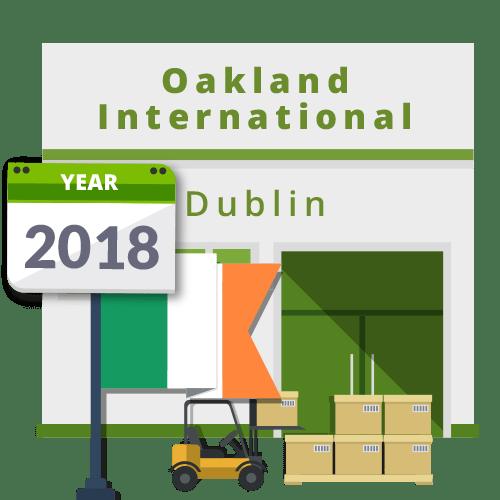 Oakland International Ireland in Dublin