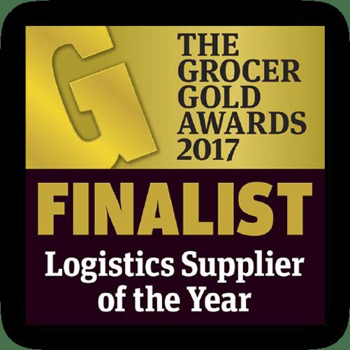 Oakland International and SPAR UK Grocer Gold Logistics Supplier of the Year award finalists.