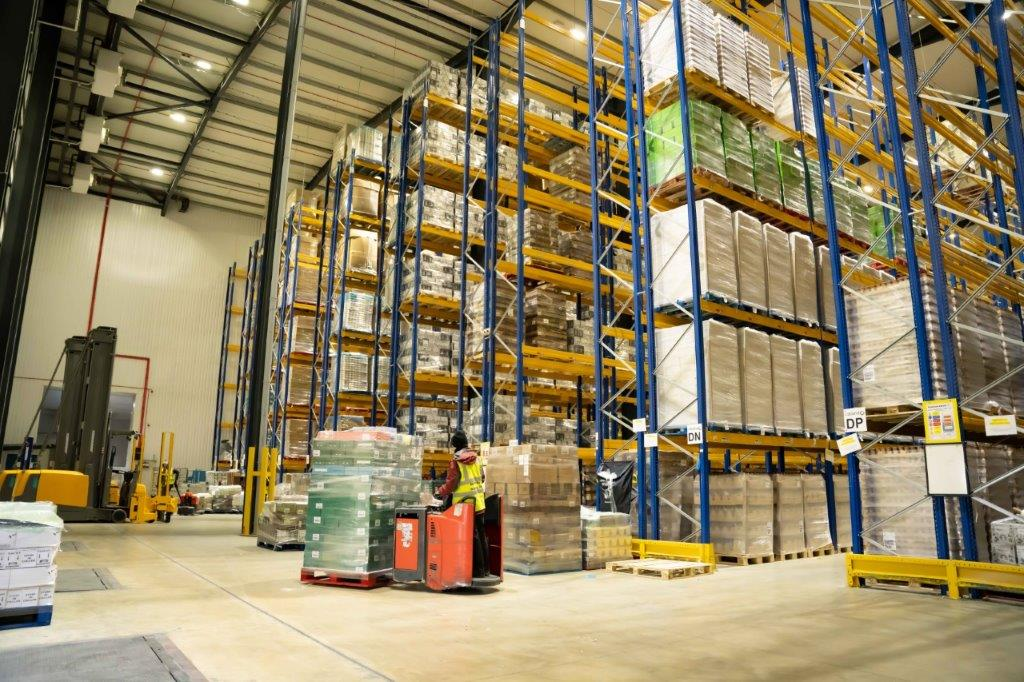 Warehouse work