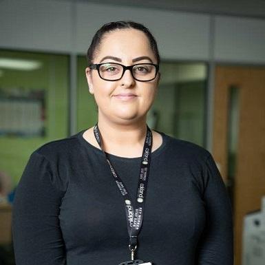 Gemma Breen Customer Relations Manager