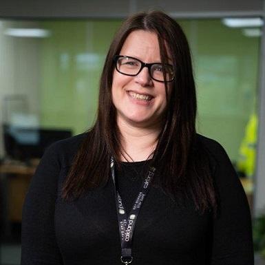 Jo Wynn-Smith Customer Relationship Manager