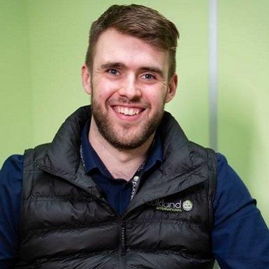 Luke Attwell Distribution Manager