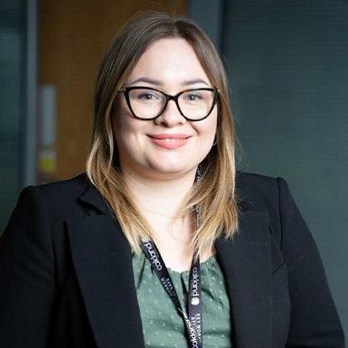 Paulina Klim Account Co-ordinator