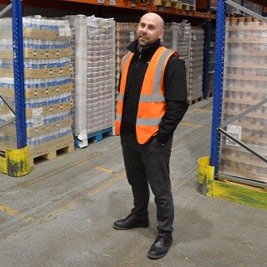 Jamie Hamilton Operations Manager